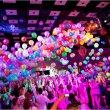 Запуск воздушных шаров