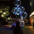 Светящиеся воздушные шары с гелием