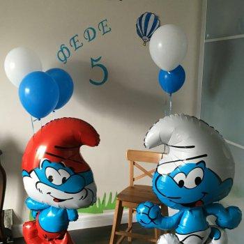 Воздушные шары герои мультфильмов