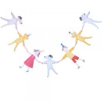 middle-middle-color-center-center-0-0-0-1471960095.8692 Воздушные шары Гирлянда тассел, помпоны, фанты и другое Гирлянда - флажки