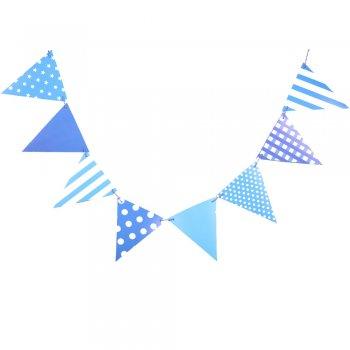 middle-middle-color-center-center-0-0-0-1471960099.8651 Воздушные шары Гирлянда тассел, помпоны, фанты и другое Гирлянда - флажки
