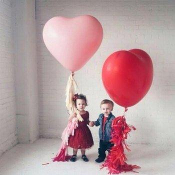 Большой шар сердце