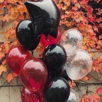 """middle-middle-color-center-center-0-0-0-1537392805.0462 SharikMarket.online - воздушные шары Композиции из шаров Сет """"Осень"""""""