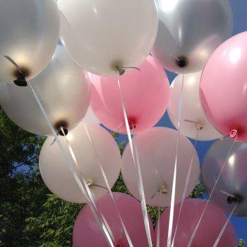 """middle-middle-color-center-center-0-0-0-1600254980.6421 SharikMarket.online - воздушные шары Воздушные шары для мамы Облако из шаров """"Silverose"""""""