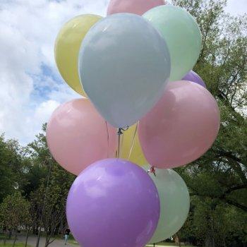 """middle-middle-color-center-center-0-0-0-1600255661.861 SharikMarket.online - воздушные шары Воздушные шарики для детей Облако из шаров """"Ассорти нежное"""""""